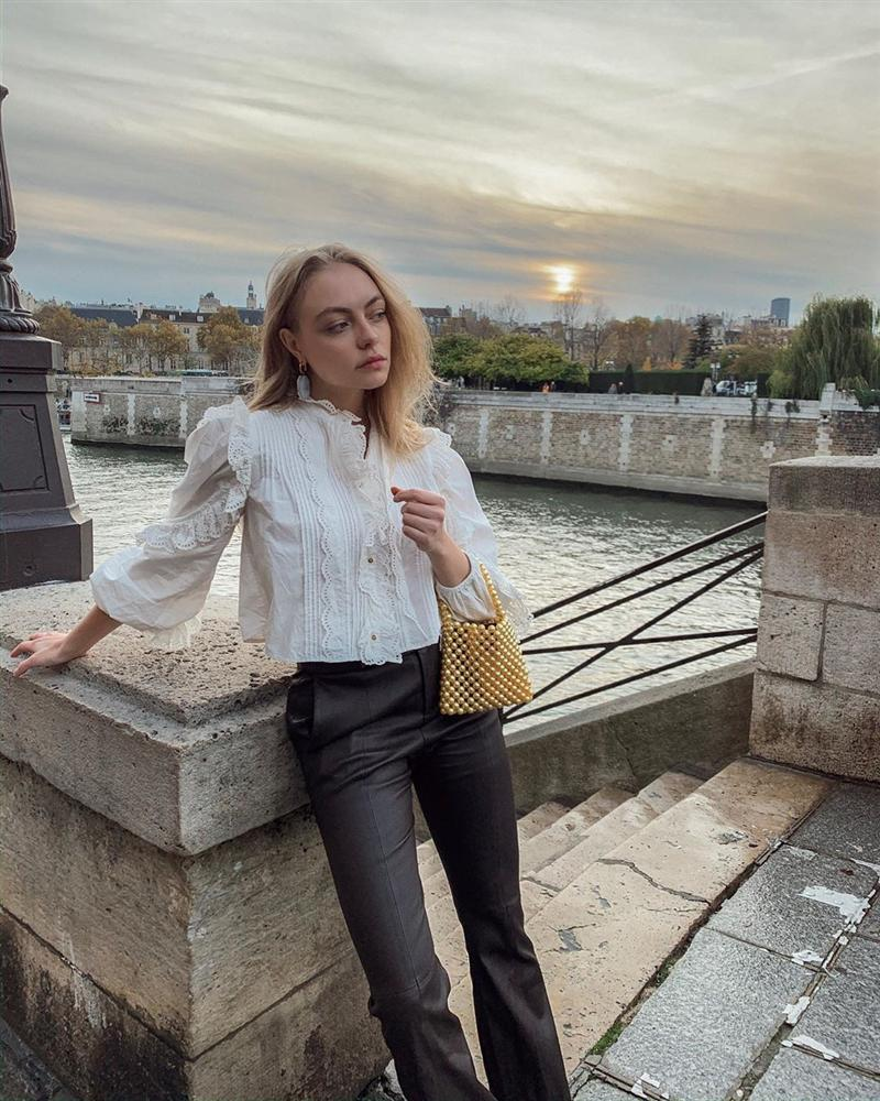 Phụ nữ Pháp mặc gì cũng sang, một phần là bởi họ rất ưu ái 3 kiểu túi xách sau đây-10