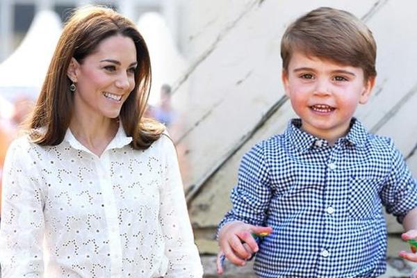 Công nương Kate lần đầu thẳng thắn nói về tình trạng đáng lo của Hoàng tử út Louis nhưng cách xử lý lại khác hoàn toàn so với Meghan Markle-1