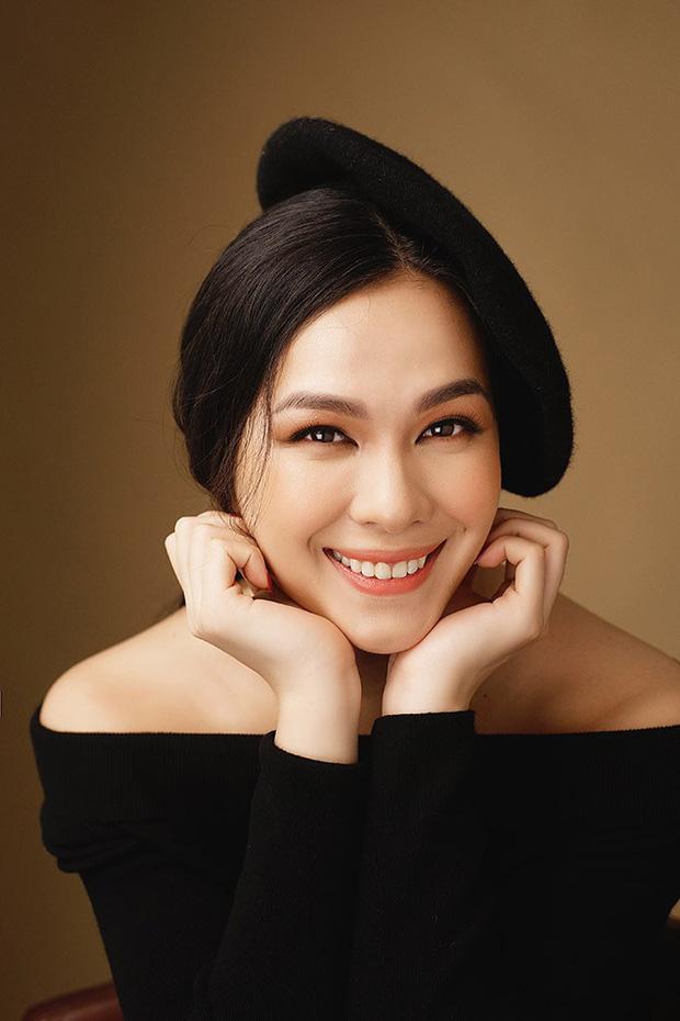 5 tiểu thư nức tiếng nhà sao Việt: Con gái Diễm My 6X thạo 4 thứ tiếng, con Quyền Linh - Giáng My tiềm năng thành hoa hậu-4