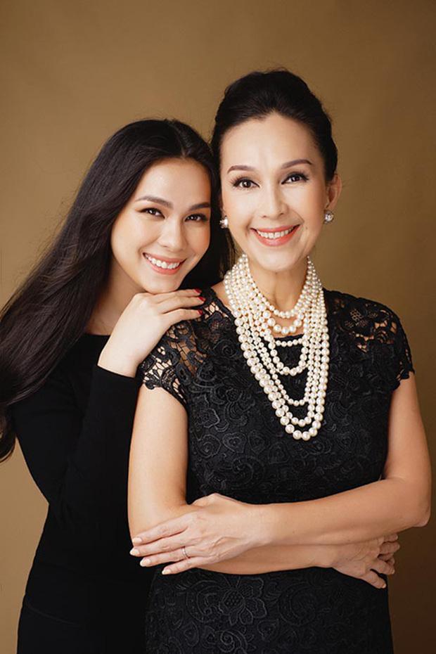5 tiểu thư nức tiếng nhà sao Việt: Con gái Diễm My 6X thạo 4 thứ tiếng, con Quyền Linh - Giáng My tiềm năng thành hoa hậu-1