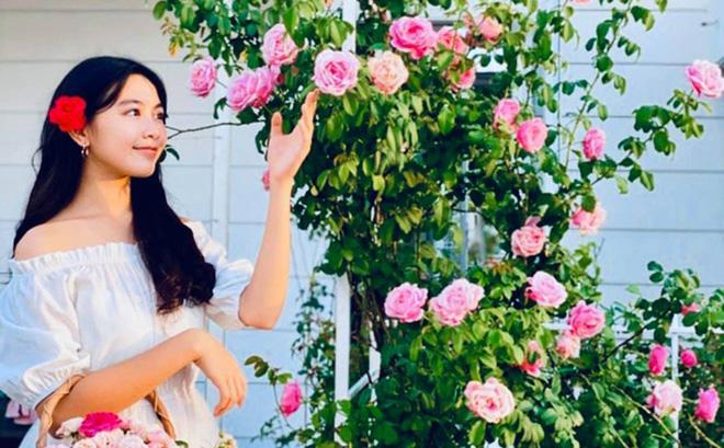 5 tiểu thư nức tiếng nhà sao Việt: Con gái Diễm My 6X thạo 4 thứ tiếng, con Quyền Linh - Giáng My tiềm năng thành hoa hậu-17