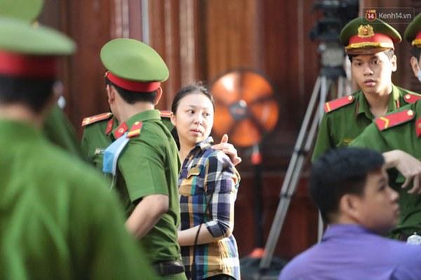 Văn Kính Dương giữ quyền im lặng, Ngọc Miu khẩn xin HĐXX giảm nhẹ hình phạt để sớm về nuôi con nhỏ-7