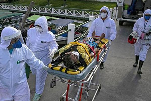 Hơn 2 triệu người mắc Covid-19 ở Brazil: Cột mốc nghiệt ngã!-1