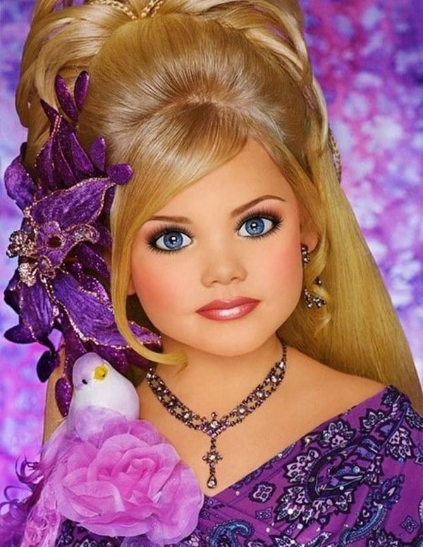 Hoa hậu nhí nước Mỹ bị chín ép một thời: Tiêm botox và ăn kiêng mỗi ngày, sau 9 năm từ nhan sắc đến cuộc sống đều gây bất ngờ-2