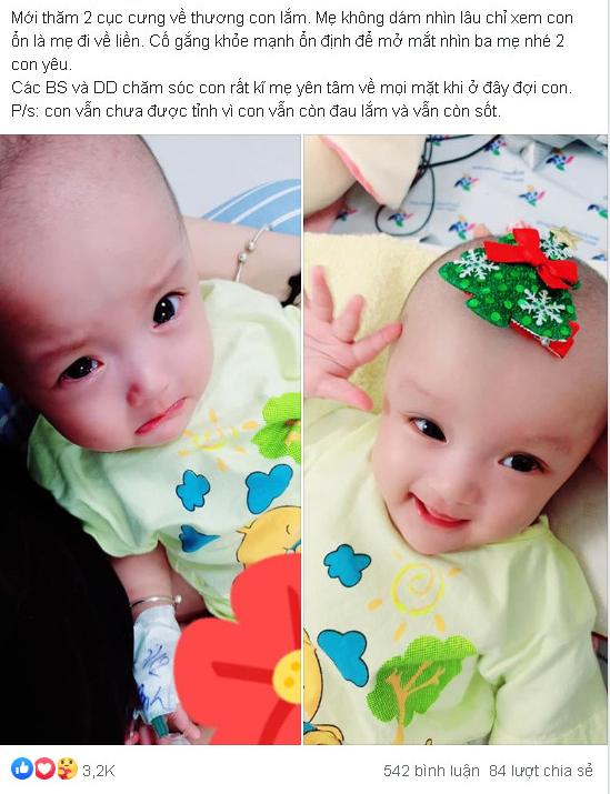Mẹ hai bé song sinh Diệu Nhi - Trúc Nhi: Thế giới này có muôn vàn điều kì diệu và hai con là điều đặc biệt nhất với mẹ-11