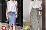 Dù bạn có tự tin đến mấy thì cũng bị 3 kiểu chân váy này phản chủ: Bụng đang phẳng lỳ bỗng nhấp nhô lộ rõ mồn một