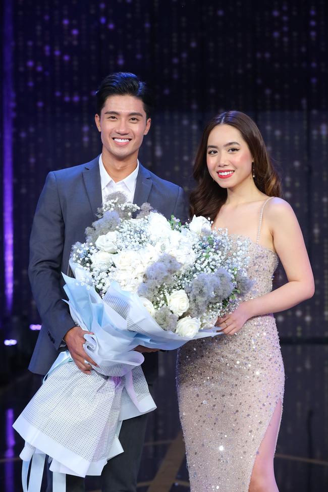 Người ấy là ai?: Nữ chính bỏ qua em trai Ngô Thanh Vân, chọn chàng diễn viên có màn lộ diện đau tim nhất lịch sử chương trình-16