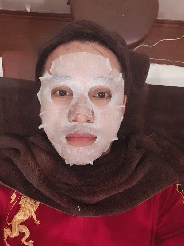 Được bà xã Thu Hương chăm da kĩ lưỡng, bảo sao Tuấn Hưng 41 tuổi mà trẻ mãi không già-4