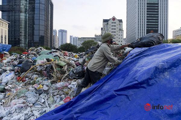 Nếu Hà Nội cứ chôn rác kiểu này, rồi sẽ không còn đất mà chôn-1