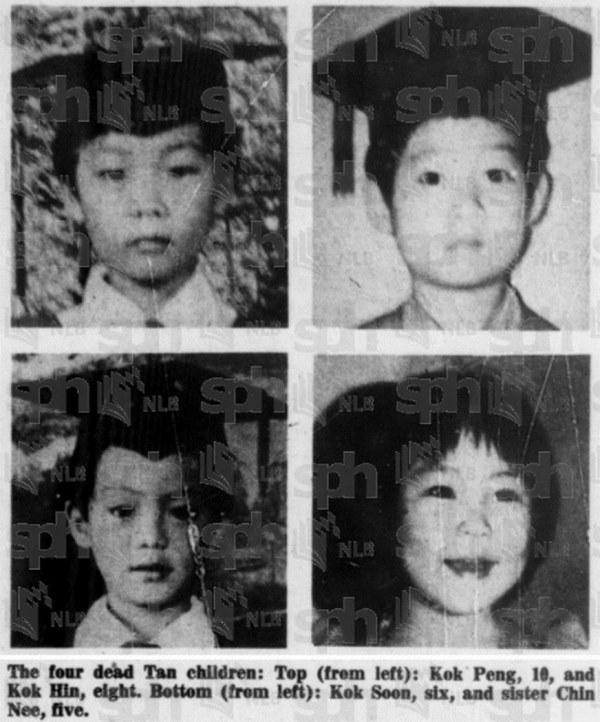 Vụ án ám ảnh suốt 40 năm ở Singapore: 4 đứa trẻ bị sát hại đúng dịp năm mới, thiệp mừng gây lạnh gáy từ hung thủ mà ai cũng biết-1