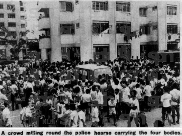 Vụ án ám ảnh suốt 40 năm ở Singapore: 4 đứa trẻ bị sát hại đúng dịp năm mới, thiệp mừng gây lạnh gáy từ hung thủ mà ai cũng biết-3