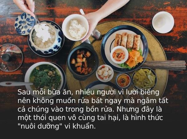 """Đây là việc nhất định phải làm ngay sau khi ăn cơm, nếu không bệnh ung thư sẽ sớm hỏi thăm"""" cả gia đình bạn-1"""