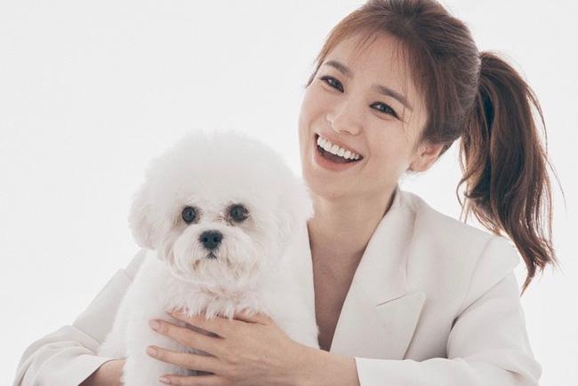 Song Hye Kyo lần đầu xuất hiện sau tin đồn chồng cũ có người yêu mới, nhìn biểu hiện là biết chẳng còn thiết tha gì Song Joong Ki-2