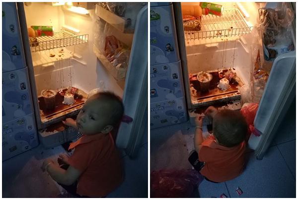 Thấy con bỏ một thứ vào tủ lạnh, mẹ trẻ lên mạng xin ý kiến, ai ngờ nhiều nhà cũng lâm vào cảnh tương tự-2