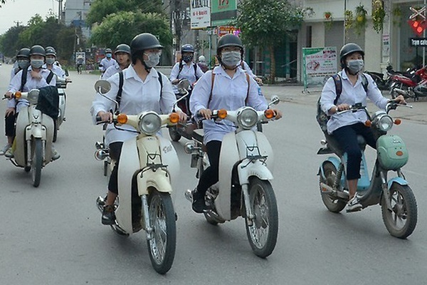 Bỏ cấp GPLX hạng A0 cho người lái xe gắn máy dưới 50 phân khối-1