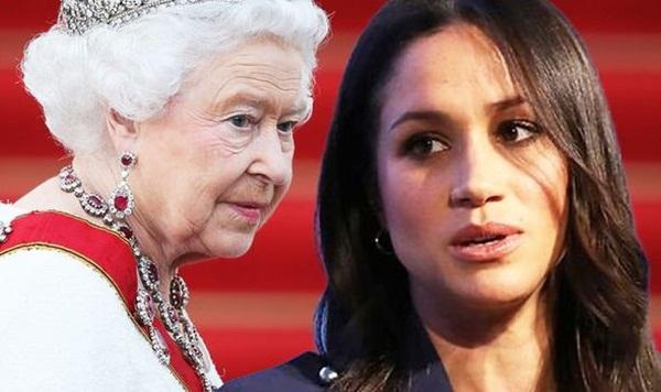 Đẳng cấp như Nữ hoàng Anh: Trị cháu dâu Meghan Markle chỉ bằng một thái độ duy nhất, đủ khiến cô tức tối nhưng không làm gì được-2
