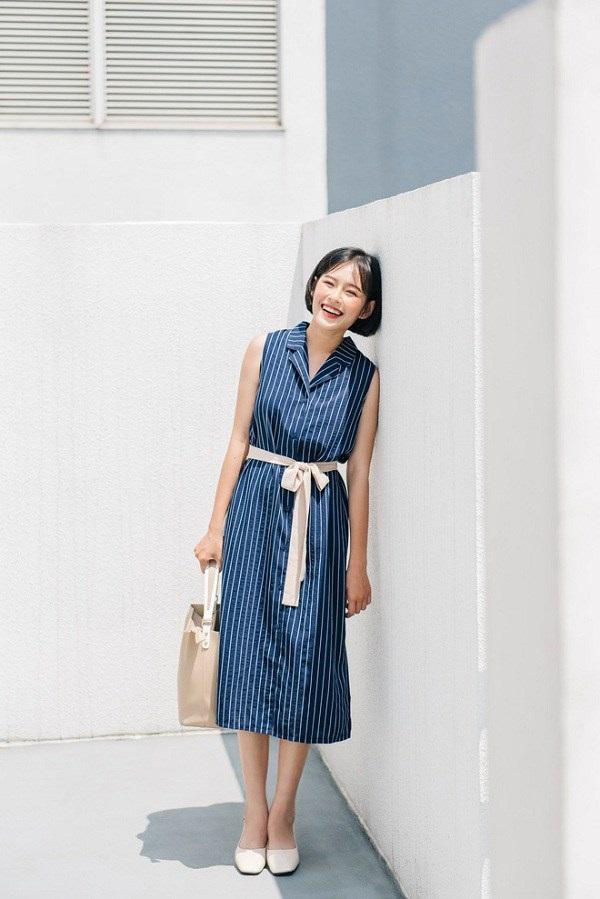 Thời tiết nắng gắt, đây là những mẫu váy sát nách có thể giúp chị em hạ nhiệt nhanh chóng-13