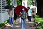 Miền Bắc đón mưa dông diện rộng nhiều ngày-2