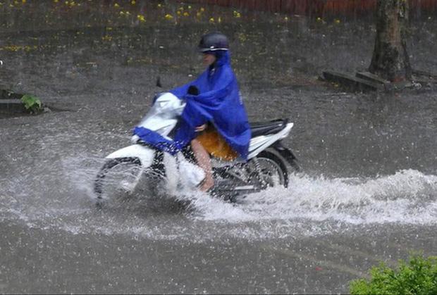Miền Bắc đón mưa dông diện rộng nhiều ngày-1