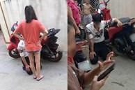 Đắc tội với bạn gái, thanh niên đi SH quỳ gối suốt 3 tiếng đồng hồ xin tha thứ