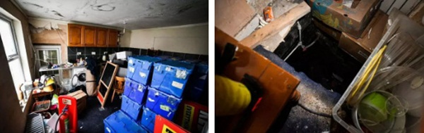 Ngôi nhà kỳ lạ thường xuyên phát ra tiếng thét từ dưới hầm sâu khiến cặp vợ chồng phải bỏ của chạy lấy người-3