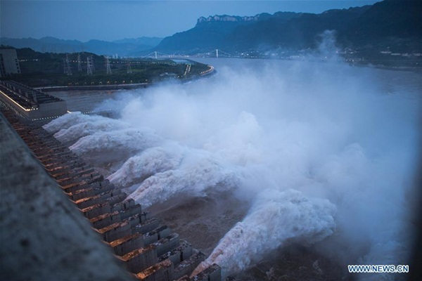Đập Tam Hiệp chặn lượng nước lũ bằng 470 Tây Hồ Hàng Châu-11