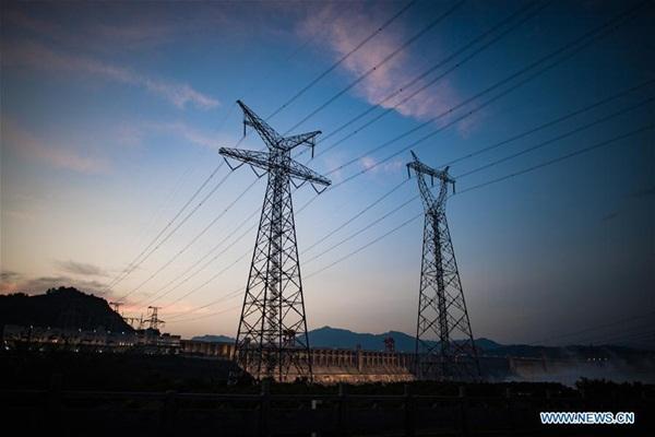 Đập Tam Hiệp chặn lượng nước lũ bằng 470 Tây Hồ Hàng Châu-8