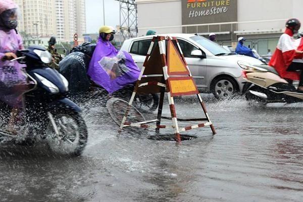 Dự báo thời tiết 21/7, miền Bắc có nơi mưa rất to-1