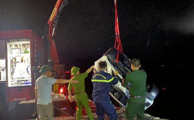 Nguyên nhân chính thức vụ ô tô lao xuống biển ở Quảng Ninh làm 4 người chết-1