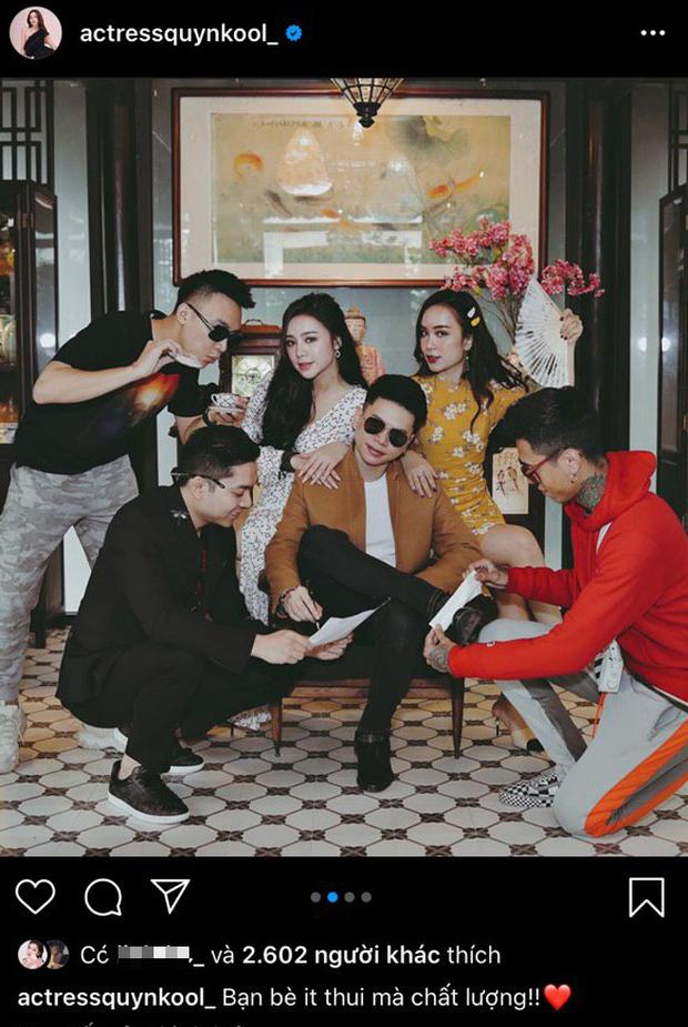 HOT: Quỳnh Kool hẹn hò Hoàng Tôn, thuyền thầy ơi em yêu anh với Thanh Sơn chính thức toang!-4