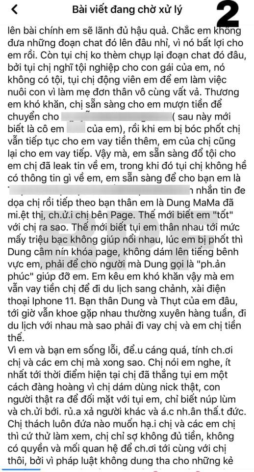 Lộ diện admin Phuket chuyên đi bóc phốt người nổi tiếng cùng loạt thành tích bất hảo: Bóc sai sự thật, bán hàng lừa đảo, nợ tiền không trả?-3