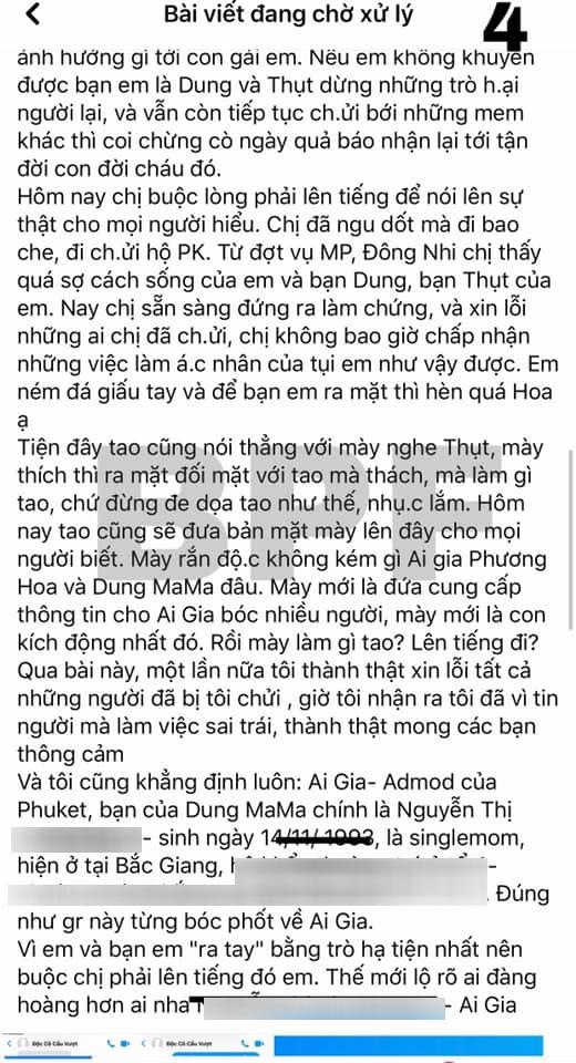 Lộ diện admin Phuket chuyên đi bóc phốt người nổi tiếng cùng loạt thành tích bất hảo: Bóc sai sự thật, bán hàng lừa đảo, nợ tiền không trả?-5