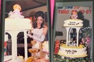 Sinh nhật 20 tuổi tổ chức như lễ cưới của ca sĩ Thanh Thảo