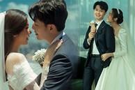Thuý Vân tung ảnh cưới với ông xã doanh nhân trước thềm hôn lễ: Ánh mắt và nụ cười hạnh phúc nói lên tất cả!