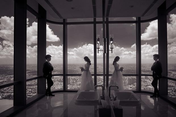 Thuý Vân tung ảnh cưới với ông xã doanh nhân trước thềm hôn lễ: Ánh mắt và nụ cười hạnh phúc nói lên tất cả!-7