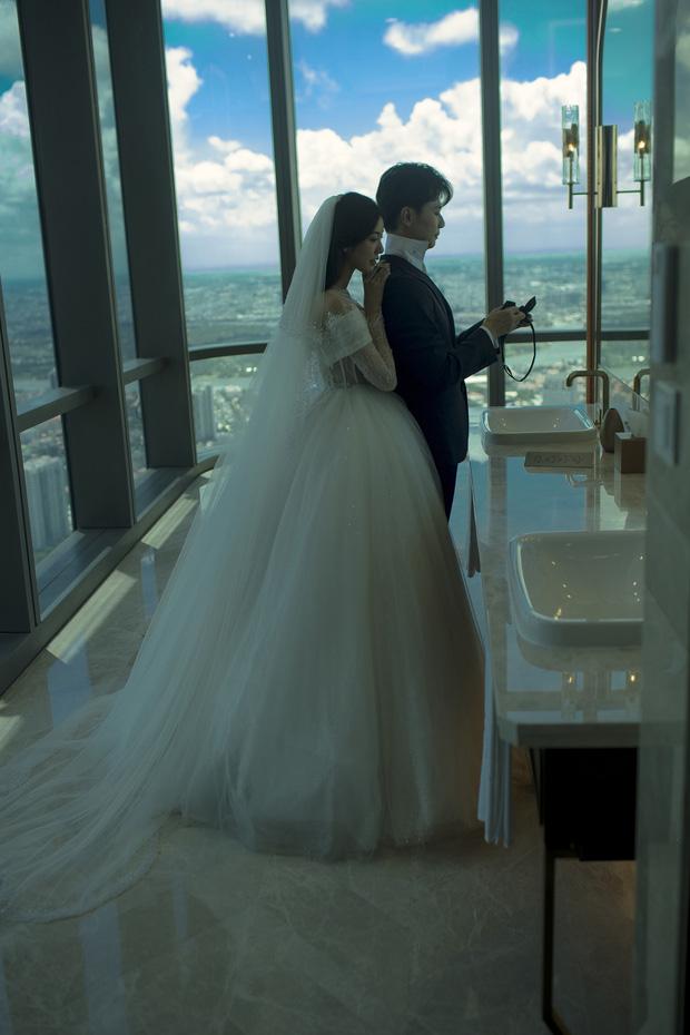 Thuý Vân tung ảnh cưới với ông xã doanh nhân trước thềm hôn lễ: Ánh mắt và nụ cười hạnh phúc nói lên tất cả!-5