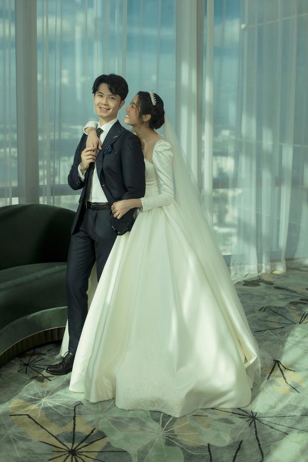 Thuý Vân tung ảnh cưới với ông xã doanh nhân trước thềm hôn lễ: Ánh mắt và nụ cười hạnh phúc nói lên tất cả!-3