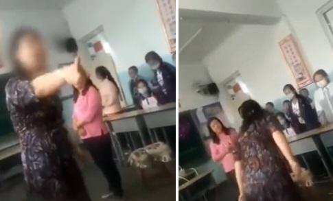 Ấm ức vì không được học sinh tặng hoa, cô giáo tiểu học có hành động phản cảm khiến cả mình và hiệu trưởng bị đuổi việc-1