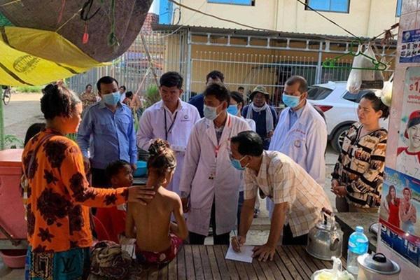 Dịch bệnh lạ xuất hiện tại Campuchia-1