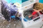 Tháng nào cũng vệ sinh lồng giặt nhưng lại bỏ qua bộ phận này, bảo sao máy giặt nhà bạn bẩn hơn cả cống thoát sàn-8