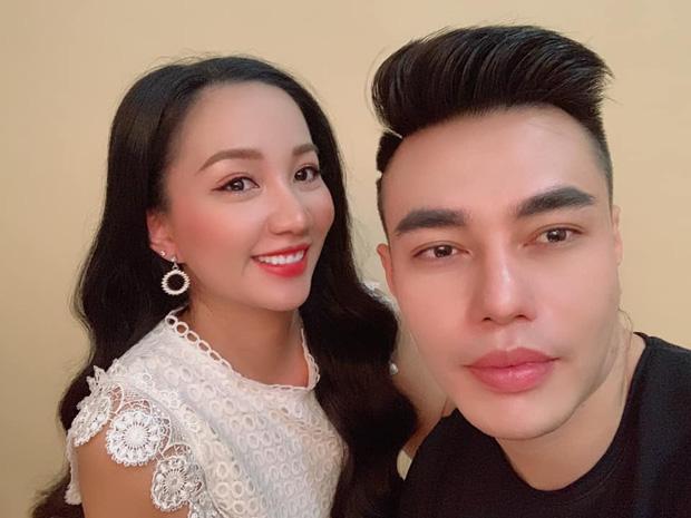 Đang mang bầu gần sinh, vợ Lê Dương Bảo Lâm vẫn bị giả mạo hình ảnh để đi khách-3
