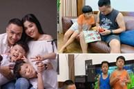 Bất ngờ với cách dạy dỗ và xưng hô của Mạnh Hùng với hai con trai MC Hoàng Linh
