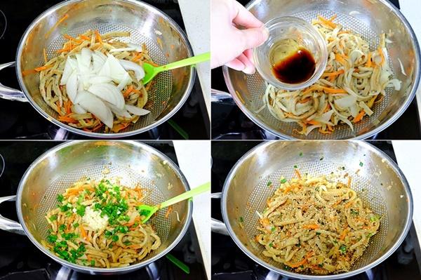 Muốn bữa tối nấu nhanh lại ngon miệng thì món xào siêu tốc này là lựa chọn hoàn hảo-3