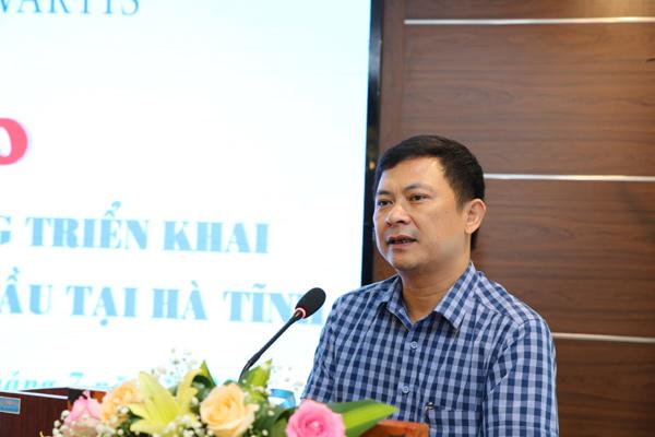 Hà Tĩnh: khởi động dự án Tăng cường chăm sóc sức khỏe ban đầu-2