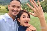 Sau nhẫn kim cương to đùng, MC Thu Hoài thả tiếp khoảnh khắc với bồ CEO làm dân tình cứ hỏi Ảnh cưới à chị?-5