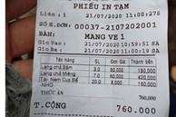 Bún chả nổi tiếng Hà Nội 600 nghìn/kg chả miếng, dân mạng tranh cãi nảy lửa