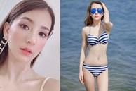 Vợ người mẫu nóng bỏng, kém 22 tuổi được 'Thiên vương Hong Kong' chiều như bà hoàng là ai?