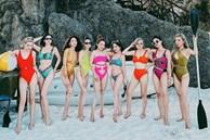 Hội bạn thân Ngọc Mon chặt chém đường đua bikini, đố ai chơi lại các chị đẹp