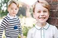 Những khoảnh khắc đáng yêu của hoàng tử bé nước Anh