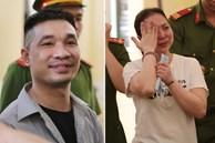 ẢNH: Nữ bị cáo duy nhất bị đề nghị án tử hình bật khóc nức nở, 'ông trùm ma túy' Văn Kính Dương tươi cười rời tòa